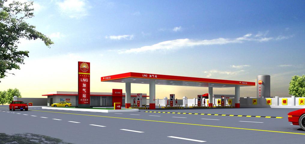 新疆和田地区天然气加气站项目