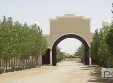沙特阿拉伯农场项目